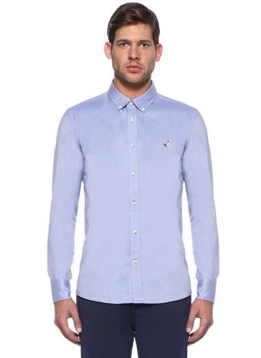 Uzun Kollu Gömlek-Beymen Club